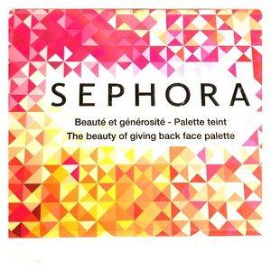 Sephora Blush and Contour Palette